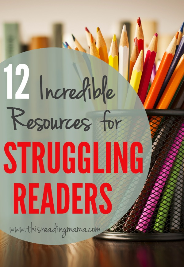 12 incredible resources for struggling readers fandeluxe Choice Image
