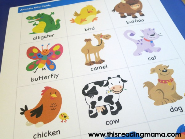 Super Simple Learning's Free Printables