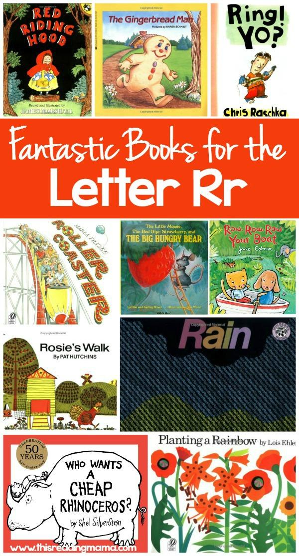 Book for Letter R: Teach Kindergarten Foundational Skills!