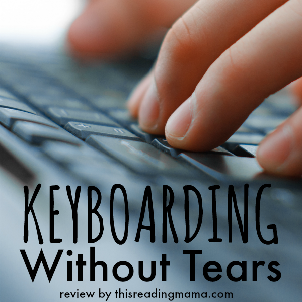 Keyboarding Without Tears - review by thisreadingmama