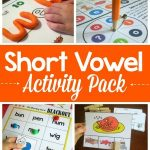 Short Vowel Activity Pack from This Reading Mama - store