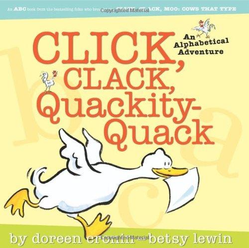 clickety clackety quack