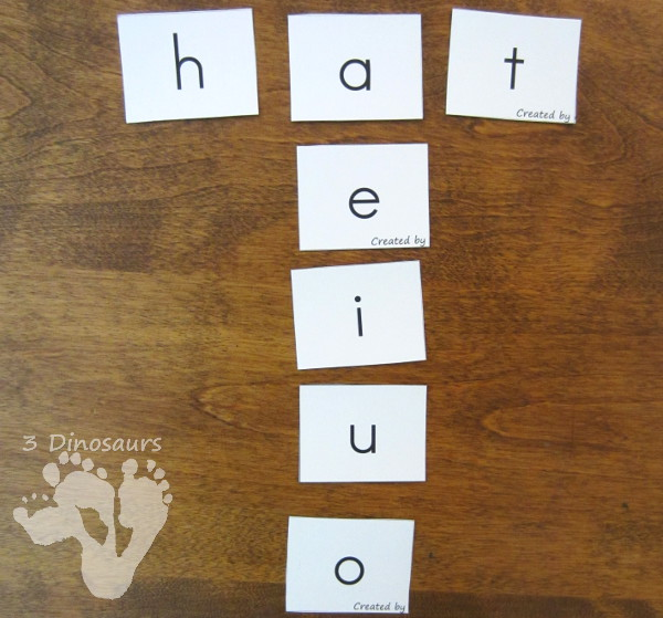 Teaching Beginning, Middle, and Ending Sounds