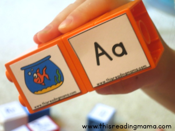 mismatching beginning letter sounds