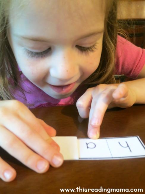 sounding out short vowel words - short a - hat