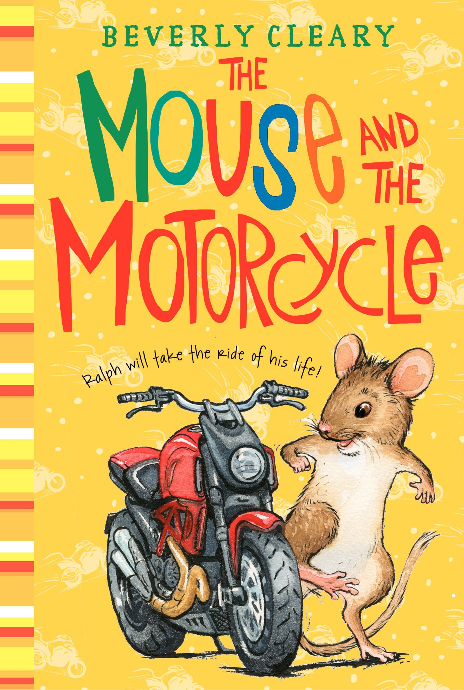 mouse and motorcycle