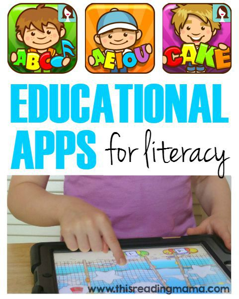 Educational Apps from This Reading Mama