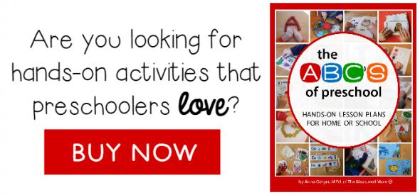 Buy the ABC's of Preschool - Preschool Alphabet Activities
