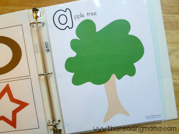 playdough mat notebook for storing all playdough mats