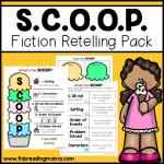 SCOOP - Fiction Retelling Pack