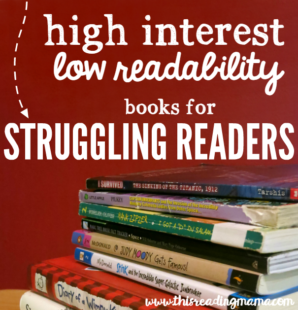 High-Interest-Low-Readability-Book-List-for-Struggling-Readers-This-Reading-Mama