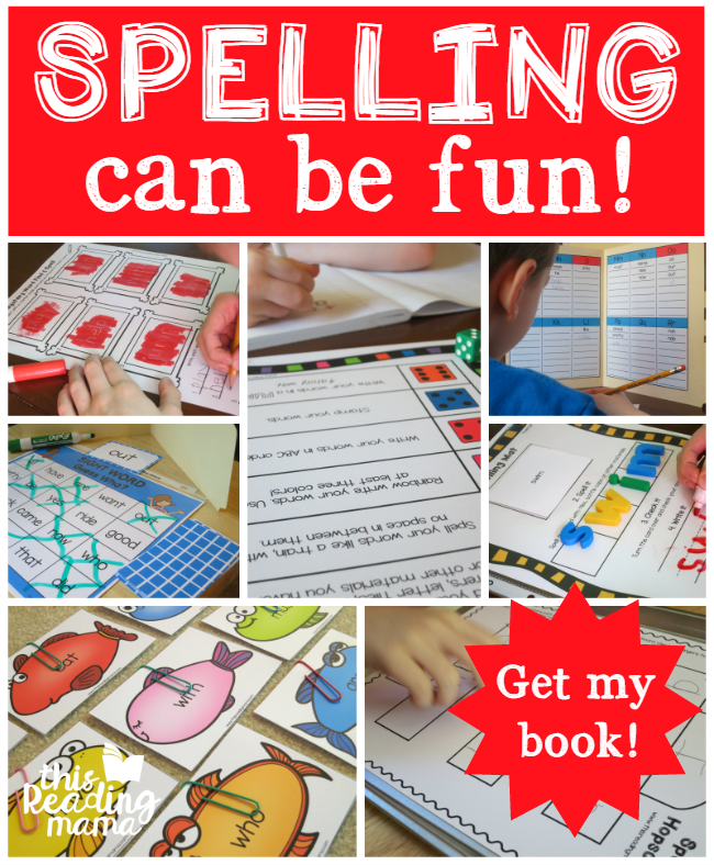 Spelling Can Be Fun - Ebook get my book