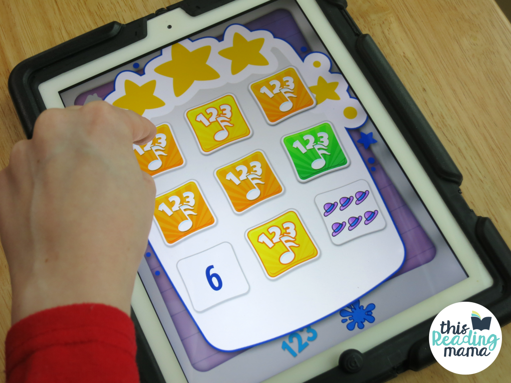 Memory Match Mini Game after Number Handwriting