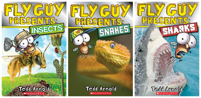Fly Guy Presents Animals Series
