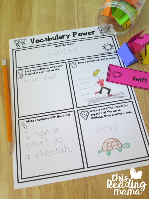 teaching vocabulary use games