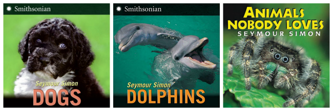 Seymour Simon animal books