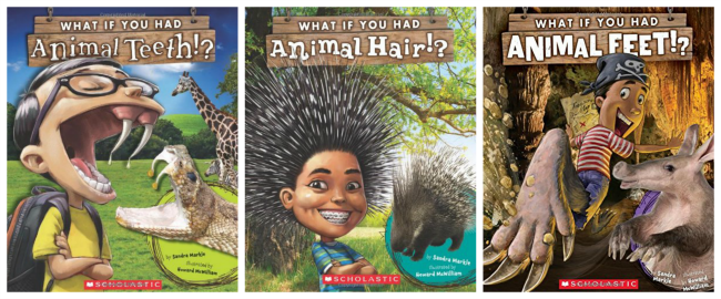 What if you Had Animal Books from Sandra Markle