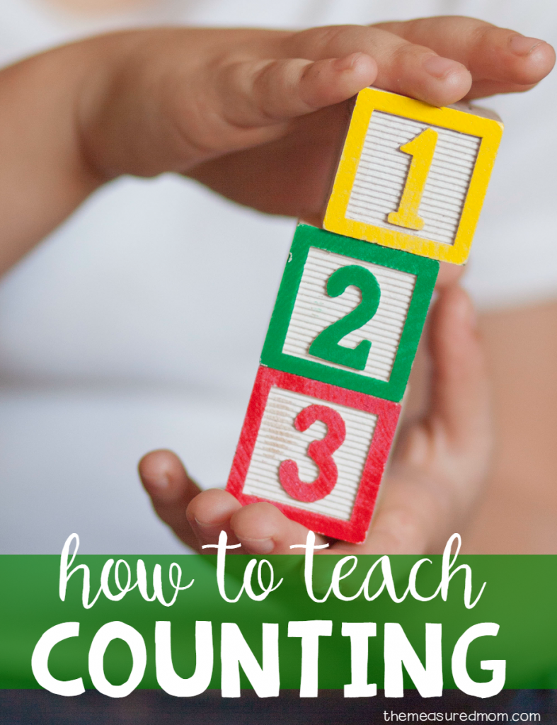How to Teach Counting
