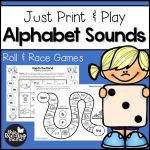 Print and Play Alphabet Sounds Games - This Reading Mama