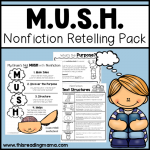 MUSH - Nonfiction Retelling Pack