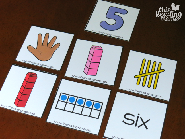 which cards don't belong number game