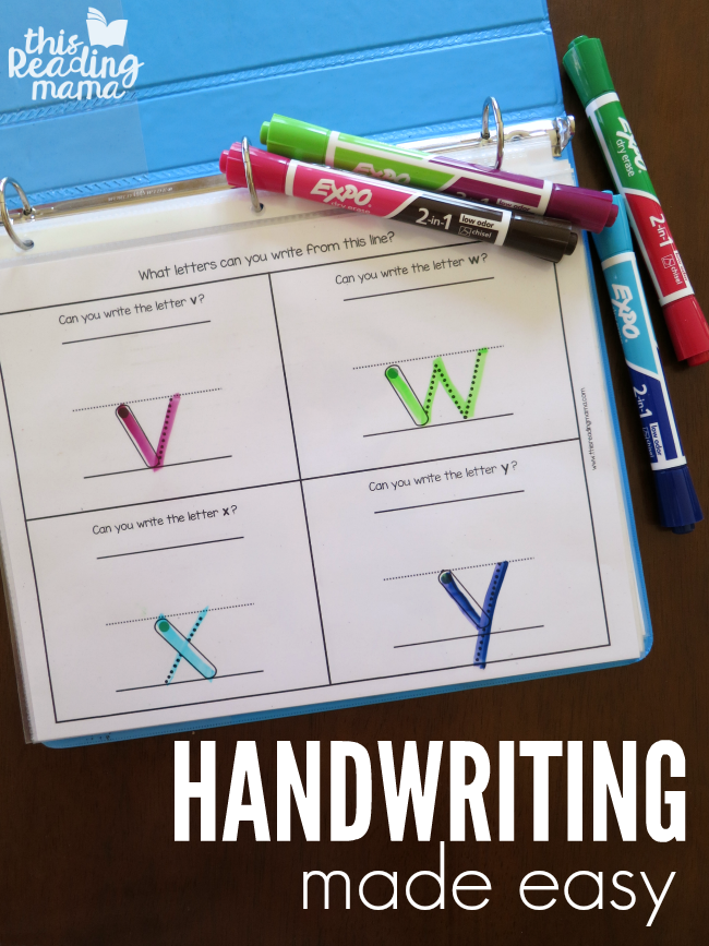 Improve Handwriting with this Trick