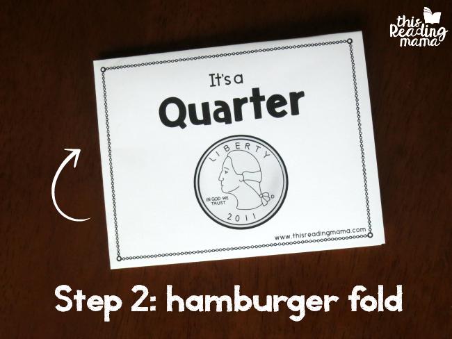 hamburger fold the American coin books