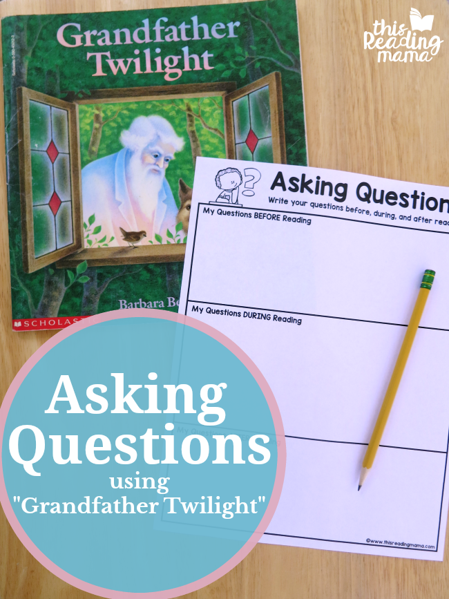 Asking Questions using Grandfather Twilight