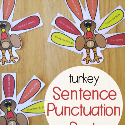 Turkey Sentence Punctuation Sorts