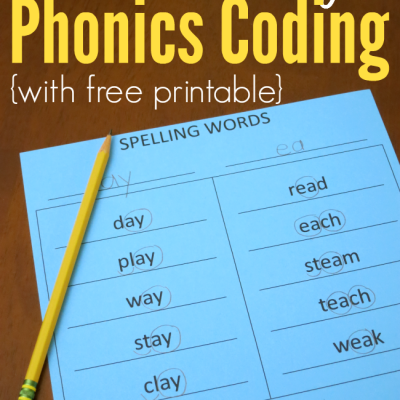 Teaching Phonics Coding to Learners