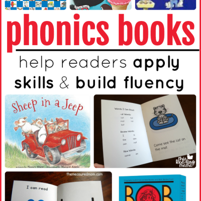 Phonics Books – Practice in Context