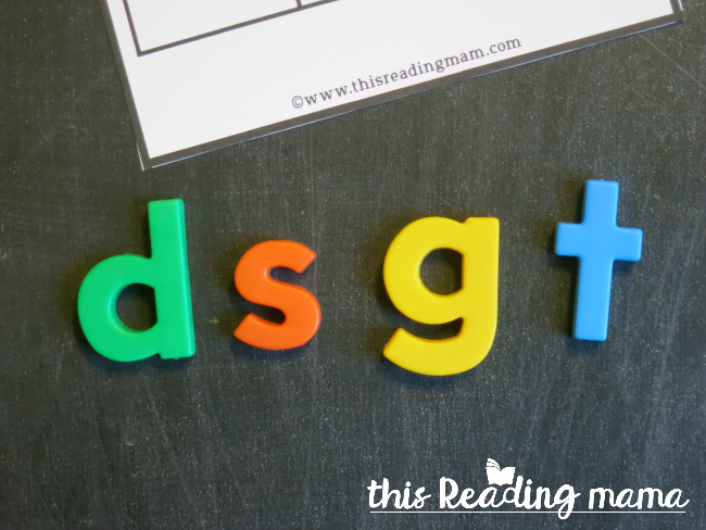 integrate letters into phonemic awareness activities to build the alphabetic principle