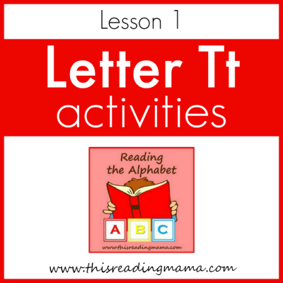 Reading the Alphabet Letter Tt (Lesson 1)