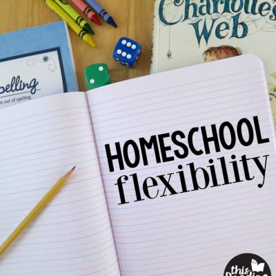 The Beauty of Homeschool Flexibility