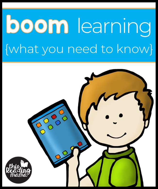 Boom Cards & Boom Learning FAQ - This Reading Mama