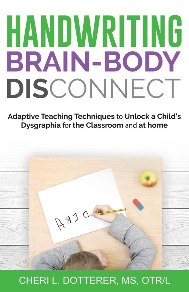 Handwriting Brain-Body Disconnect - Books about Teaching Kids with Learning Differences - This Reading Mama