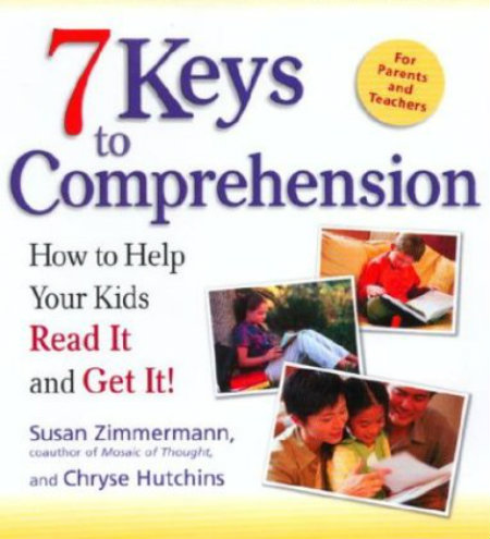 7 Keys to Comprehension - Books about Teaching Kids with Learning Differences - This Reading Mama