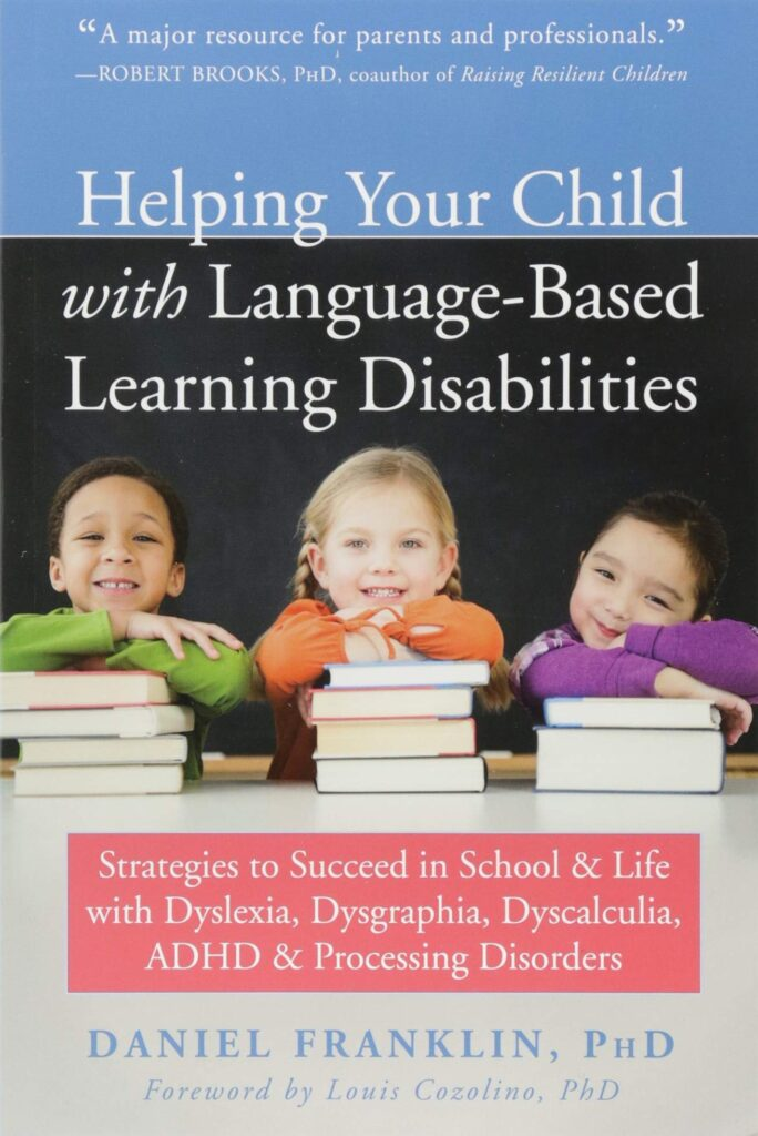 Helping Your Child with Language-Based Learning Disabilities - Books about Teaching Kids with Learning Differences - This Reading Mama