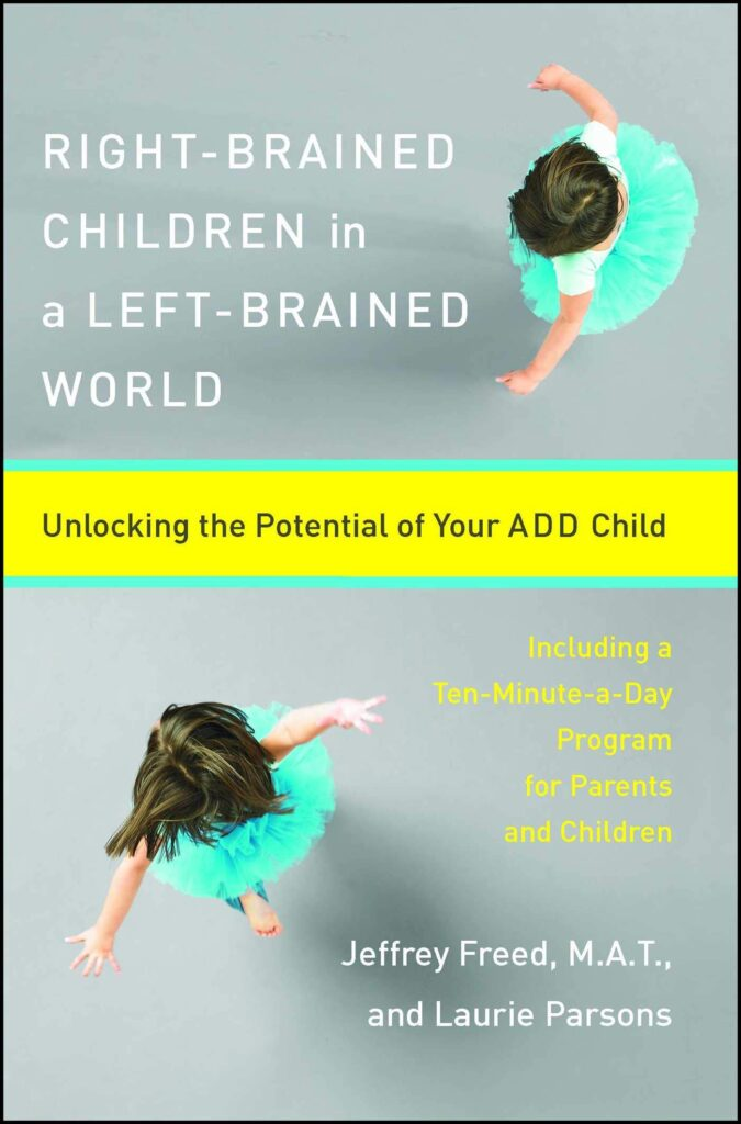 Right-Brained Children in a Left-Brained World - Books about Teaching Kids with Learning Differences - This Reading Mama