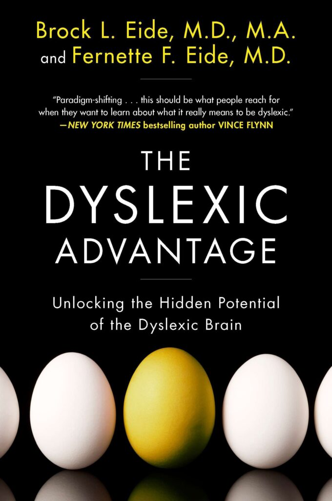 The Dyslexic Advantage - Books about Teaching Kids with Learning Differences - This Reading Mama
