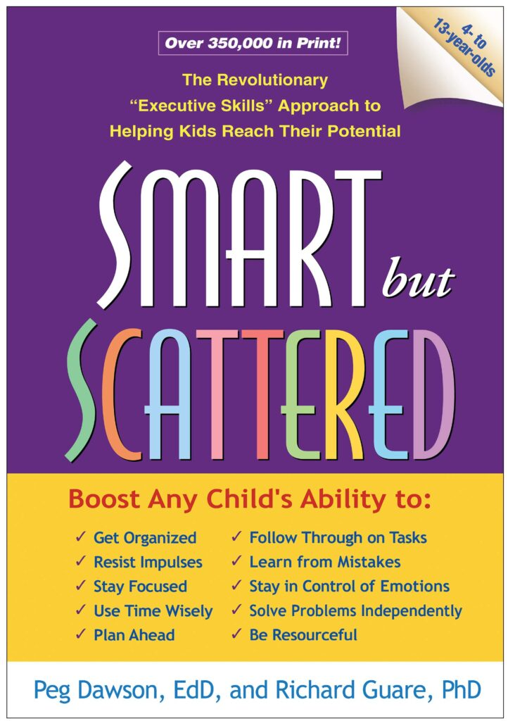 Smart but Scattered - Books about Teaching Kids with Learning Differences - This Reading Mama