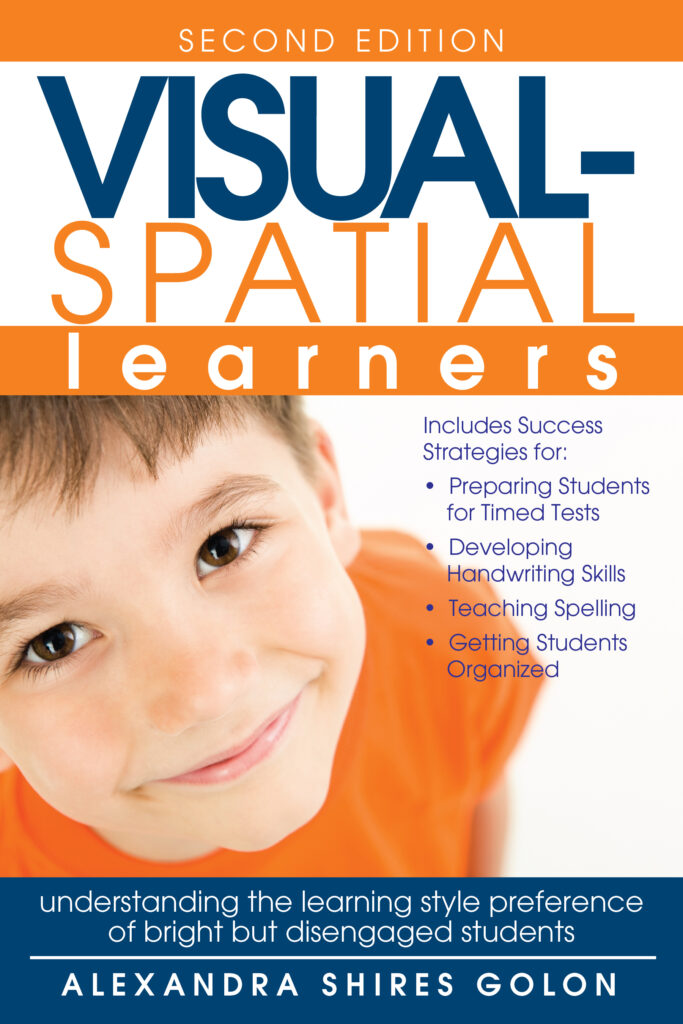 Visual-Spatial Learners - Books about Teaching Kids with Learning Differences - This Reading Mama