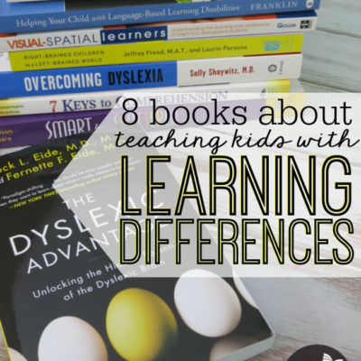 Teaching Kids with Learning Differences Book List
