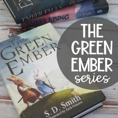 The Green Ember Series for the Win!