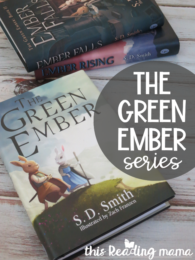 The Green Ember Series for the Win! - This Reading Mama