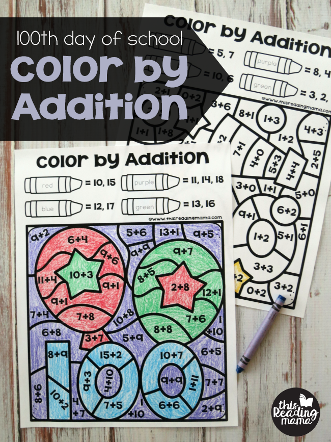 Free 100Th Day Of School Coloring Pages Free, Download Free Clip ... | 867x650