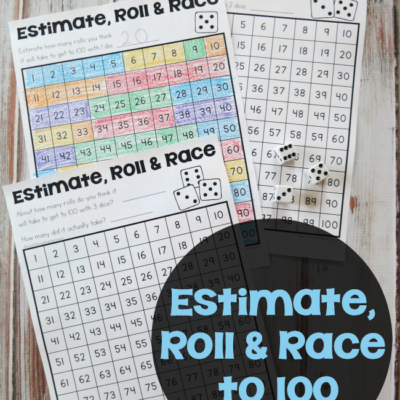 Estimate, Roll and Race to 100