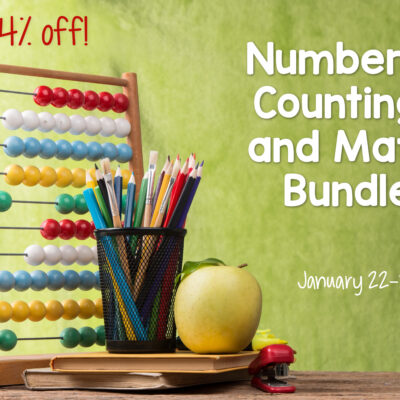 The Ultimate Math Bundle is HERE!