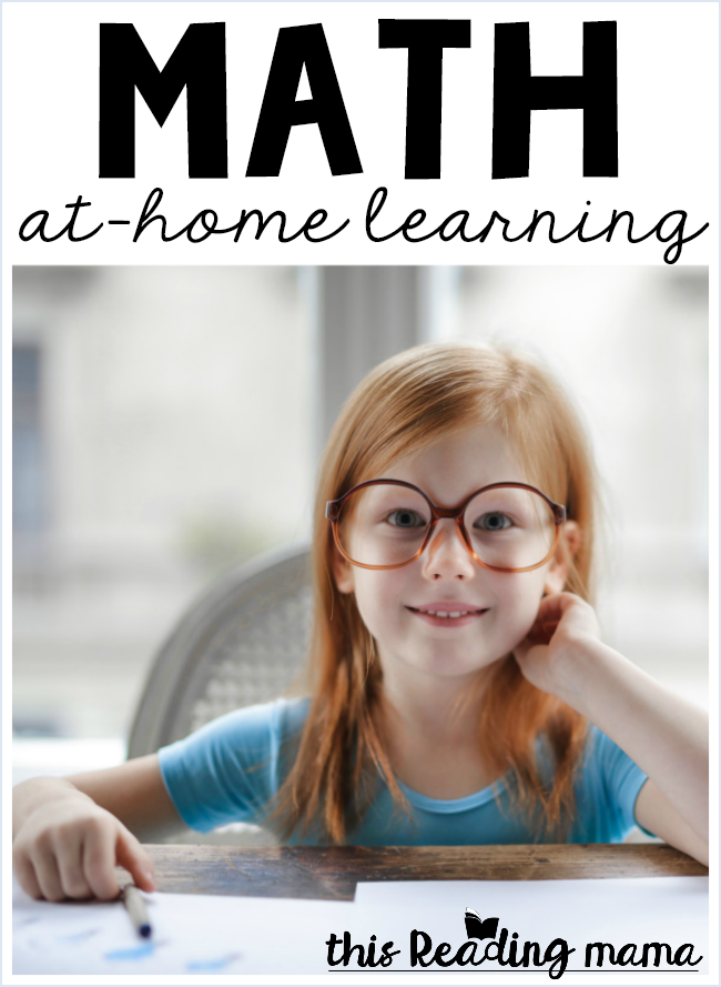 At-Home Math Help & Tips - This Reading Mama