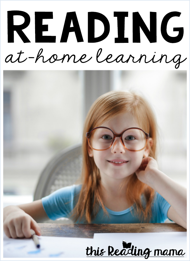 At-Home Reading Help and Tips - This Reading Mama